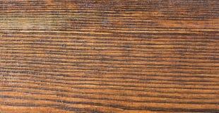 De houten structuur is gelakt Royalty-vrije Stock Foto