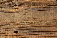 De houten textuur in antiquiteit ziet eruit stock afbeelding