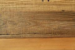 De houten textuur in antiquiteit ziet eruit stock fotografie