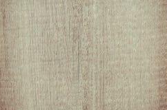 De houten textuur, steekt beige aan Stock Afbeelding