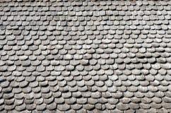 De houten textuur van daktegels Royalty-vrije Stock Fotografie
