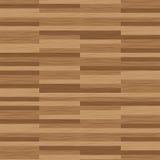 De houten textuur van de parketvloer royalty-vrije illustratie