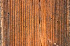 De houten Textuur van de Raad Stock Afbeelding