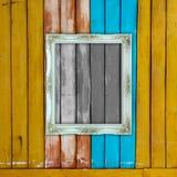 De houten textuur van Grunge Stock Fotografie