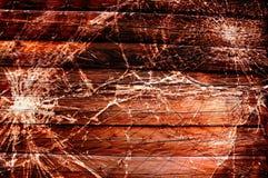 De houten textuur van Grunge Stock Afbeelding