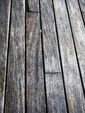 De houten textuur van de plankkorrel, houten raads gestreepte oude vezel Royalty-vrije Stock Foto