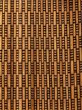 De houten textuur van de stoffenraad met donkere ornamenten Royalty-vrije Stock Fotografie