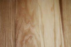 De houten textuureik, pijnboomels, lijmde foutloos raad royalty-vrije stock afbeeldingen