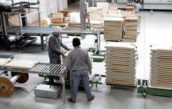 De houten werken royalty-vrije stock foto's
