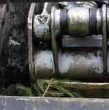 De houtindustrie royalty-vrije stock foto