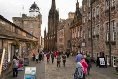 De Hub in Edinburgh royalty-vrije stock foto's