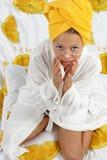 De huid geeft nieuwe kracht Royalty-vrije Stock Foto