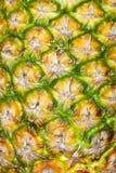 De huid van de ananas Stock Foto's