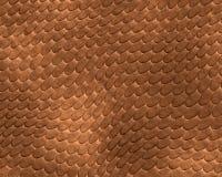 De huid van de hagedis Stock Fotografie