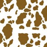 De Huid van de koe   Stock Afbeeldingen