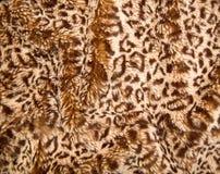 De huid van de luipaard Stock Afbeeldingen