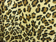 De huidachtergrond van de luipaard Royalty-vrije Stock Afbeeldingen