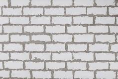 De huismuur textued achtergrond van gesteriliseerde met autoclaaf geluchte concrete blokken stock afbeeldingen