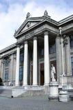 De huizen van de Archeologie Museum Royalty-vrije Stock Afbeeldingen