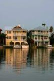 De Huizen van de droom Stock Afbeelding