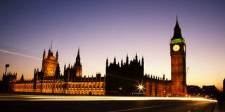 De huizen van het Parlement royalty-vrije stock foto's