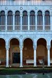 De huizen van Merchat in Venetië Royalty-vrije Stock Foto