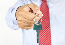 De huizen van onroerende goederen?, Vlakten voor verkoop of voor huur Stock Fotografie