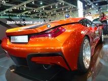 De HULDE van BMW M1 Stock Foto's