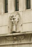 De hulp van de Egyptisch-stijl Stock Afbeelding