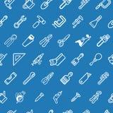 De hulpmiddelen van Achtergrond tilable textuur Stock Foto's