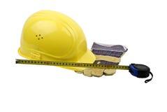 De hulpmiddelen van bouwers Stock Afbeelding