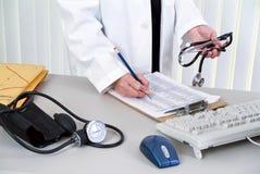 De Hulpmiddelen van de arts Stock Foto