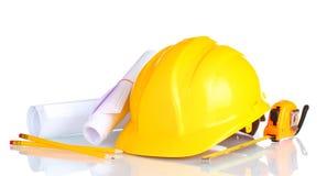De hulpmiddelen van de bouw Stock Afbeeldingen