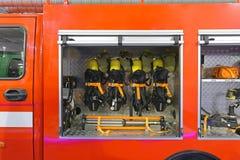 De Hulpmiddelen van de brandmotor Royalty-vrije Stock Foto's