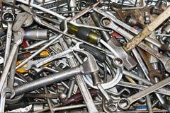 De Hulpmiddelen van de hand Stock Foto