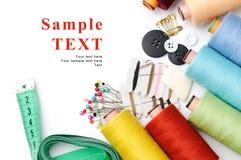 De hulpmiddelen van de kleermaker Royalty-vrije Stock Afbeeldingen