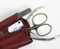 De hulpmiddelen van de manicure Royalty-vrije Stock Afbeelding