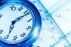 De hulpmiddelen van de meting Stock Foto