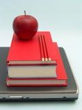De hulpmiddelen van de school Stock Fotografie