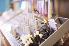 De Hulpmiddelen van de schoonheidssalon Royalty-vrije Stock Fotografie