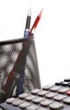 De hulpmiddelen van het bureau Stock Fotografie
