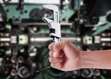 De hulpmiddelindustrie Stock Foto