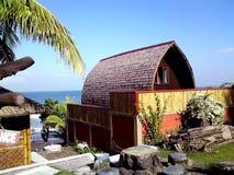 De hut Royalty-vrije Stock Afbeelding