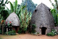 De hut van Dorze Royalty-vrije Stock Fotografie