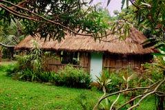 De hut van Kanak Royalty-vrije Stock Afbeelding