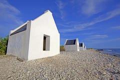 De hutten van de slaaf Stock Foto's