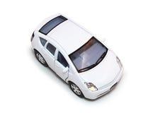 De hybride Auto van het Stuk speelgoed Royalty-vrije Stock Afbeeldingen