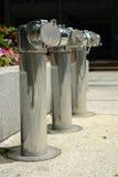 De hydranten van het water Stock Foto
