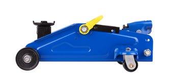 De hydraulische Hefboom van de Auto royalty-vrije stock afbeeldingen