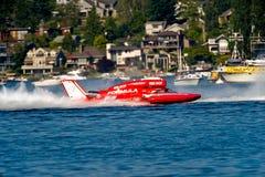 De HydroBoot van het Ras van Seafair Royalty-vrije Stock Afbeeldingen